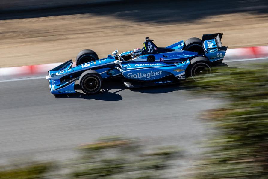 IndyCar Max Chilton Carlin