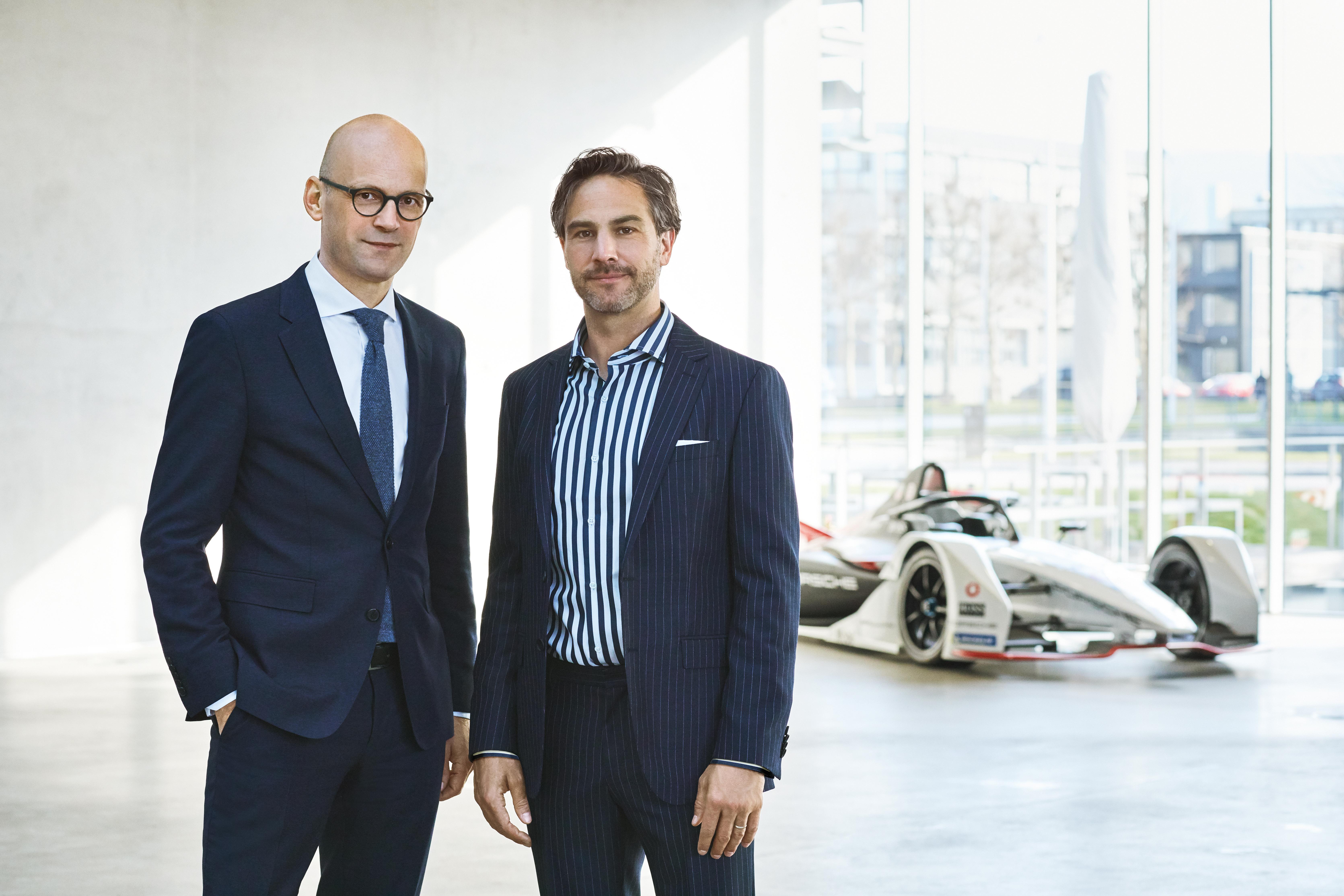 Formula E renew partnership with Hugo Boss