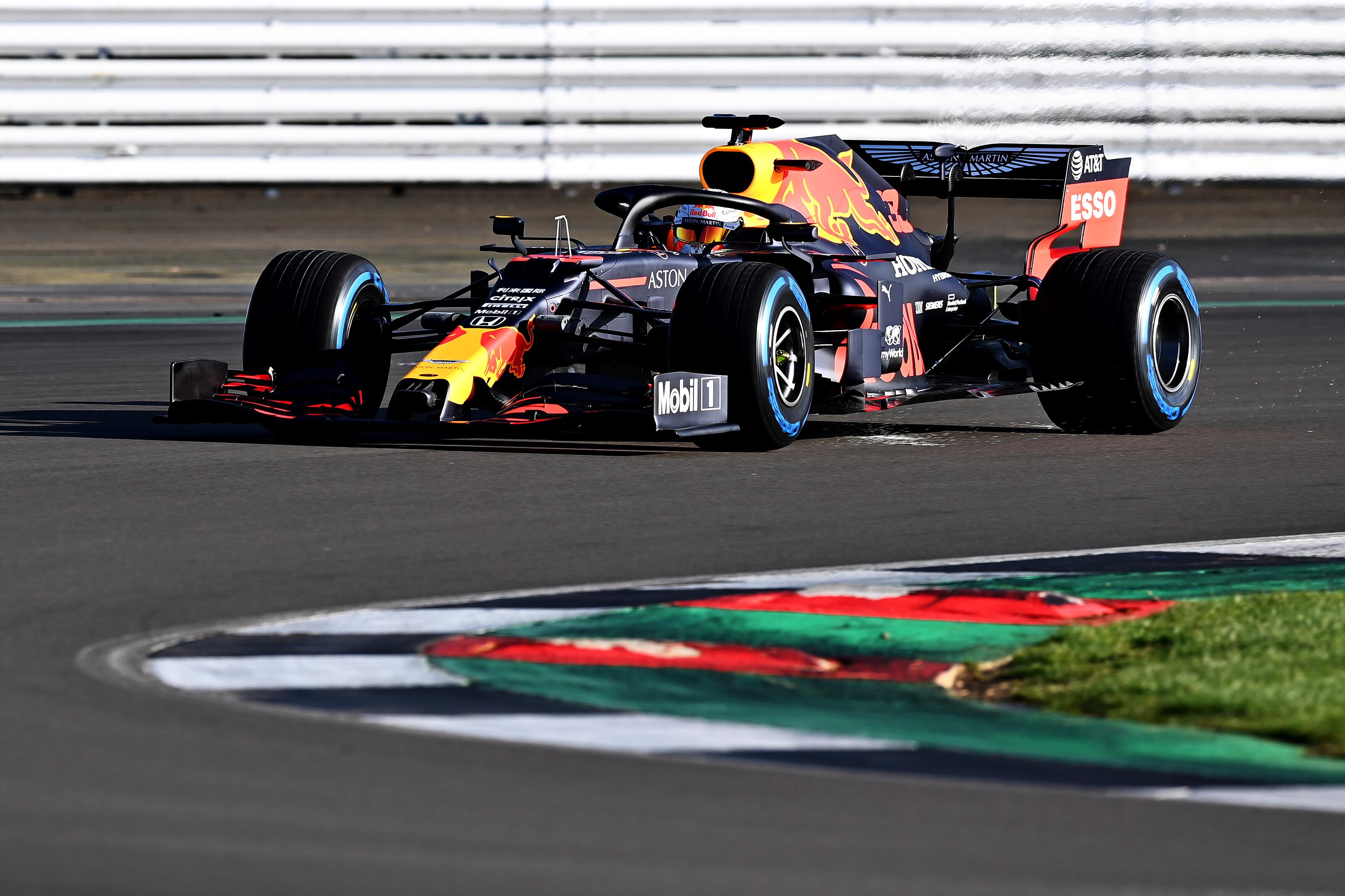 F1 Formula 1 Red Bull 2020 car launch