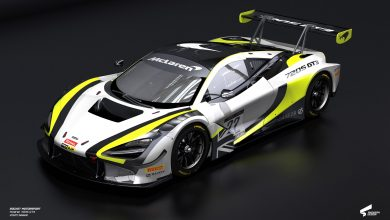 Photo of Jenson Button's GT team switches to McLaren machinery