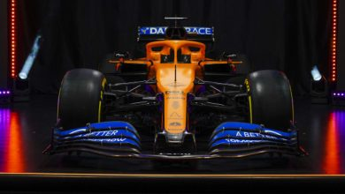 Photo of Pictures: McLaren's 2020 MCL35 Formula 1 car is launched