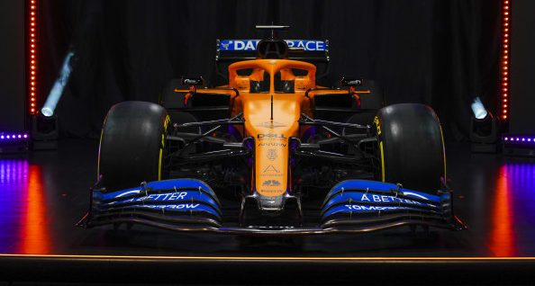 F1 Formula 1 McLaren launch pictures