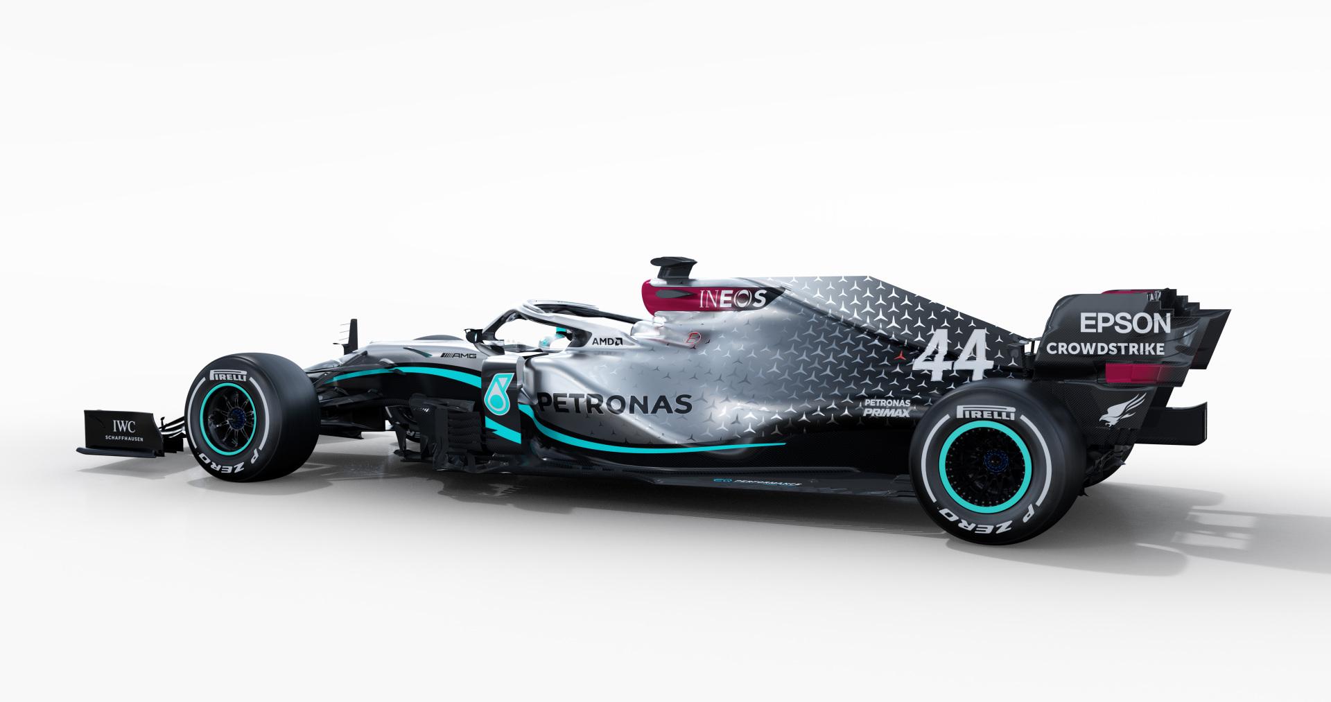 Mercedes-AMG F1 W11 EQ Performance - Render F1 Formula 1