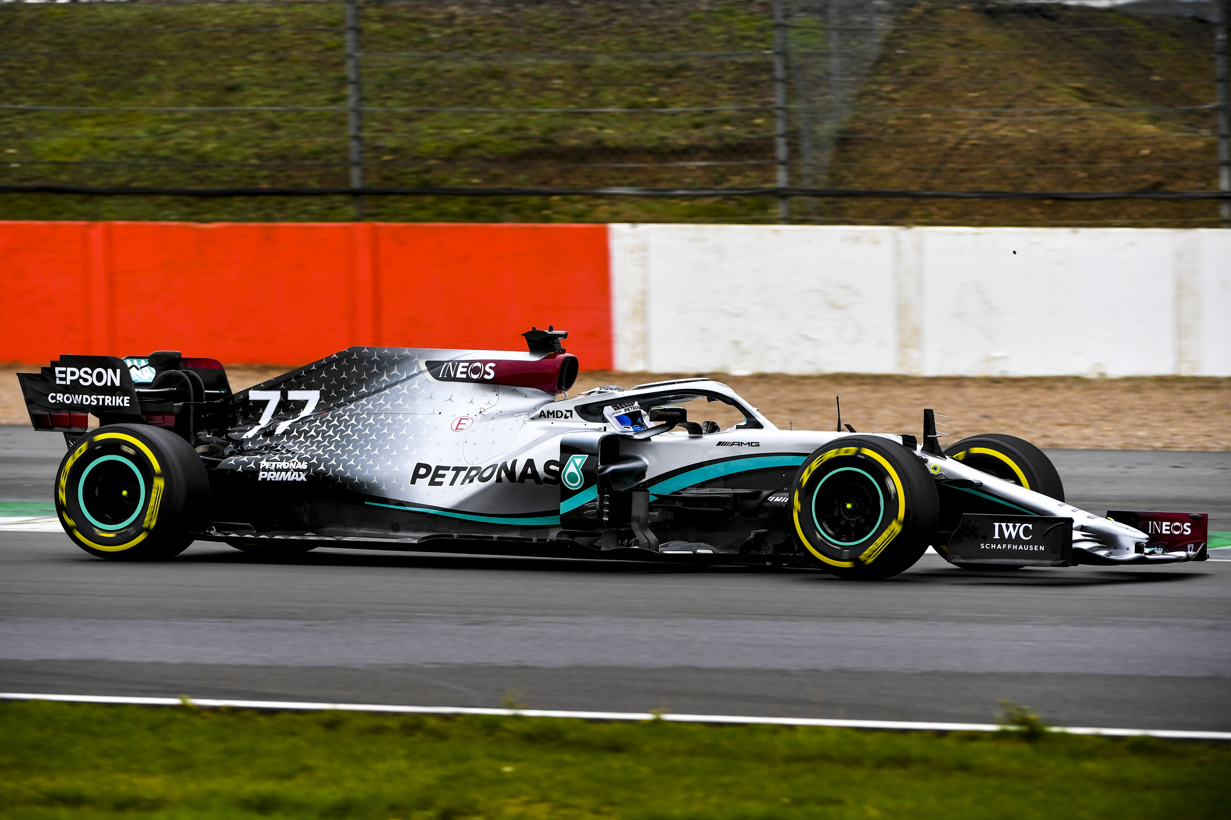 F1 Formula 1 Mercedes W11 Lewis Hamilton