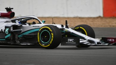 Photo of Valtteri Bottas says initial feel of the Mercedes W11 is good