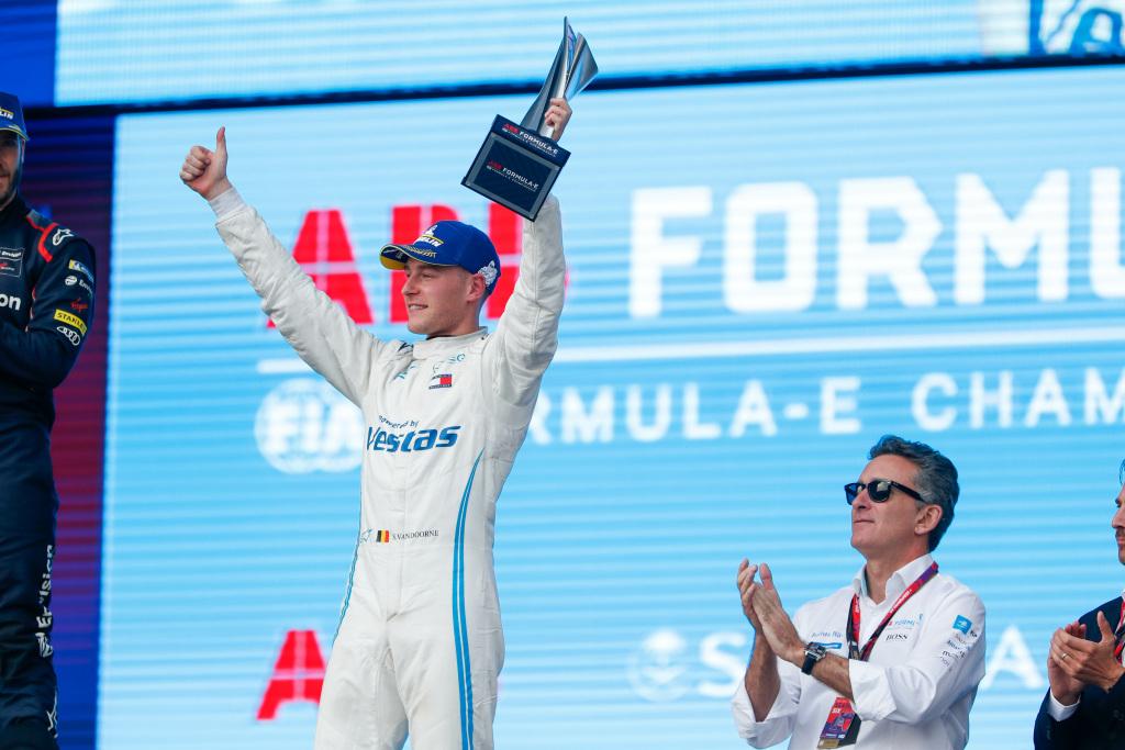 Mercedes F1 Formula 1 Formula E Stoffel Vandoorne reserve driver Gutierrez