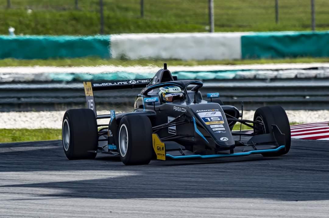 F1 Formula 1 W Series Jamie Chadick F3 Asia