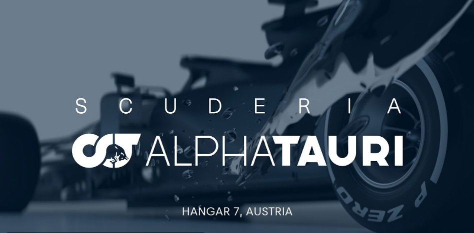 F1 Formula 1 Alpha Tauri car launch Austria Toro Rosso