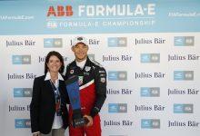 Photo of Lotterer bags Porsche's first Formula E pole