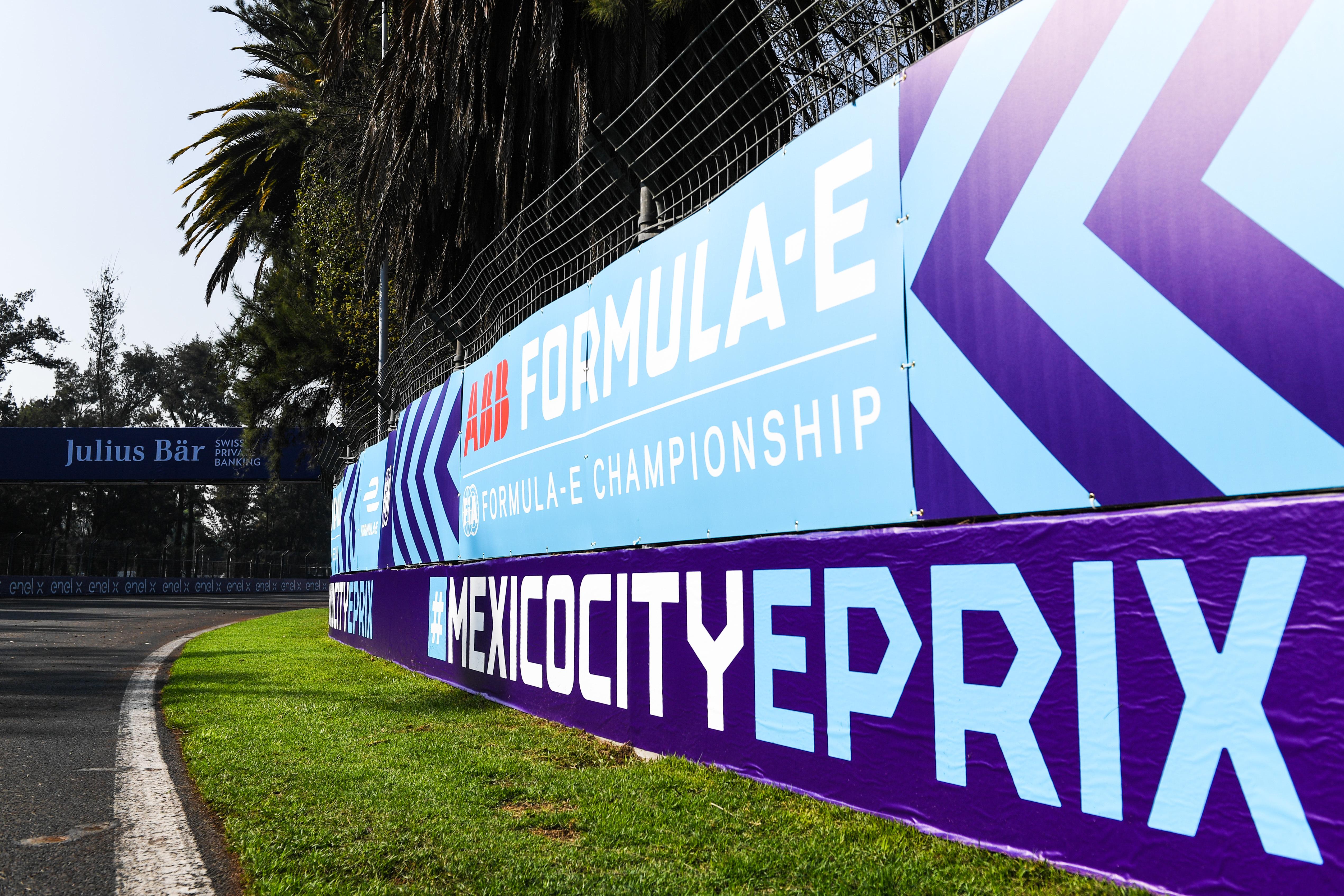 Race results – Mexico City E-Prix