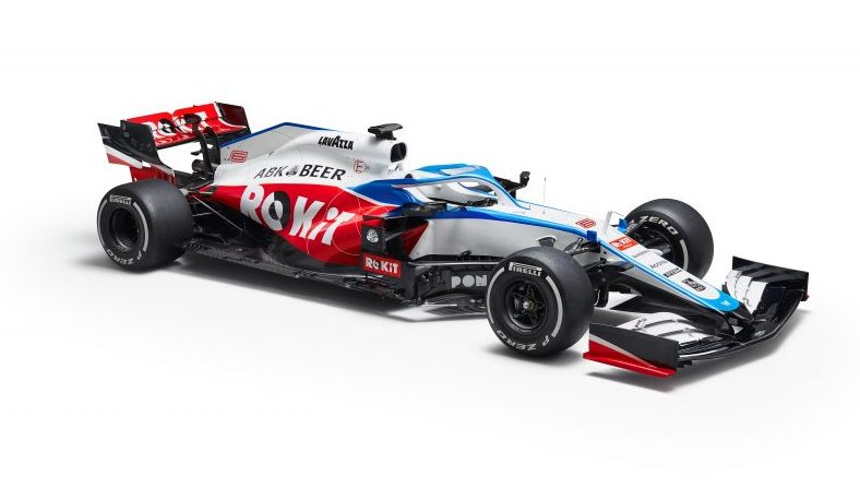 Williams Racing FW43 pictures