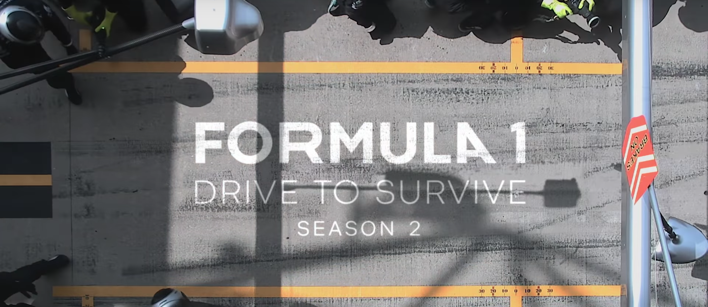 F1 Formula 1 Netflix Drive to Survive