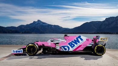 Photo of BWT new Racing Point title sponsors as team launches 2020
