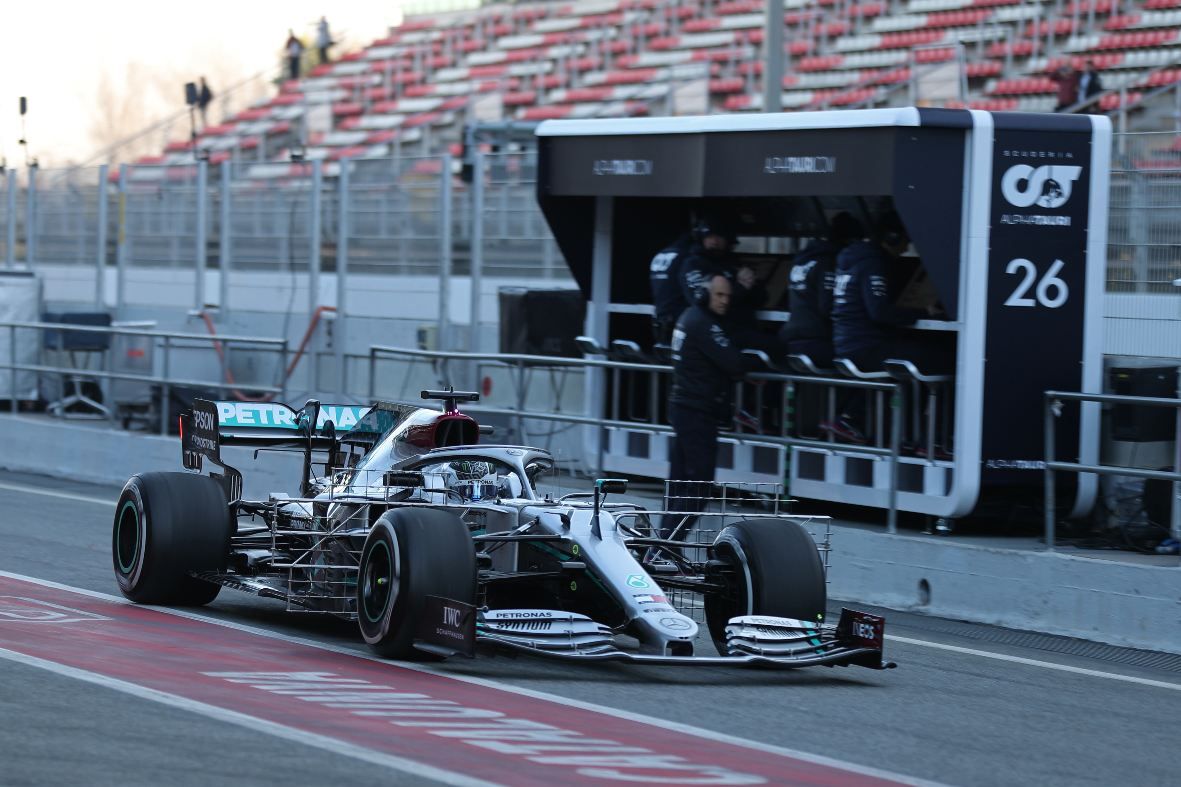 F1 Formula 1 results testing times