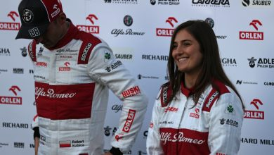 Photo of Calderon to continue as test driver with Alfa Romeo
