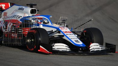 Photo of Russell: New Williams is 'much better' than FW42