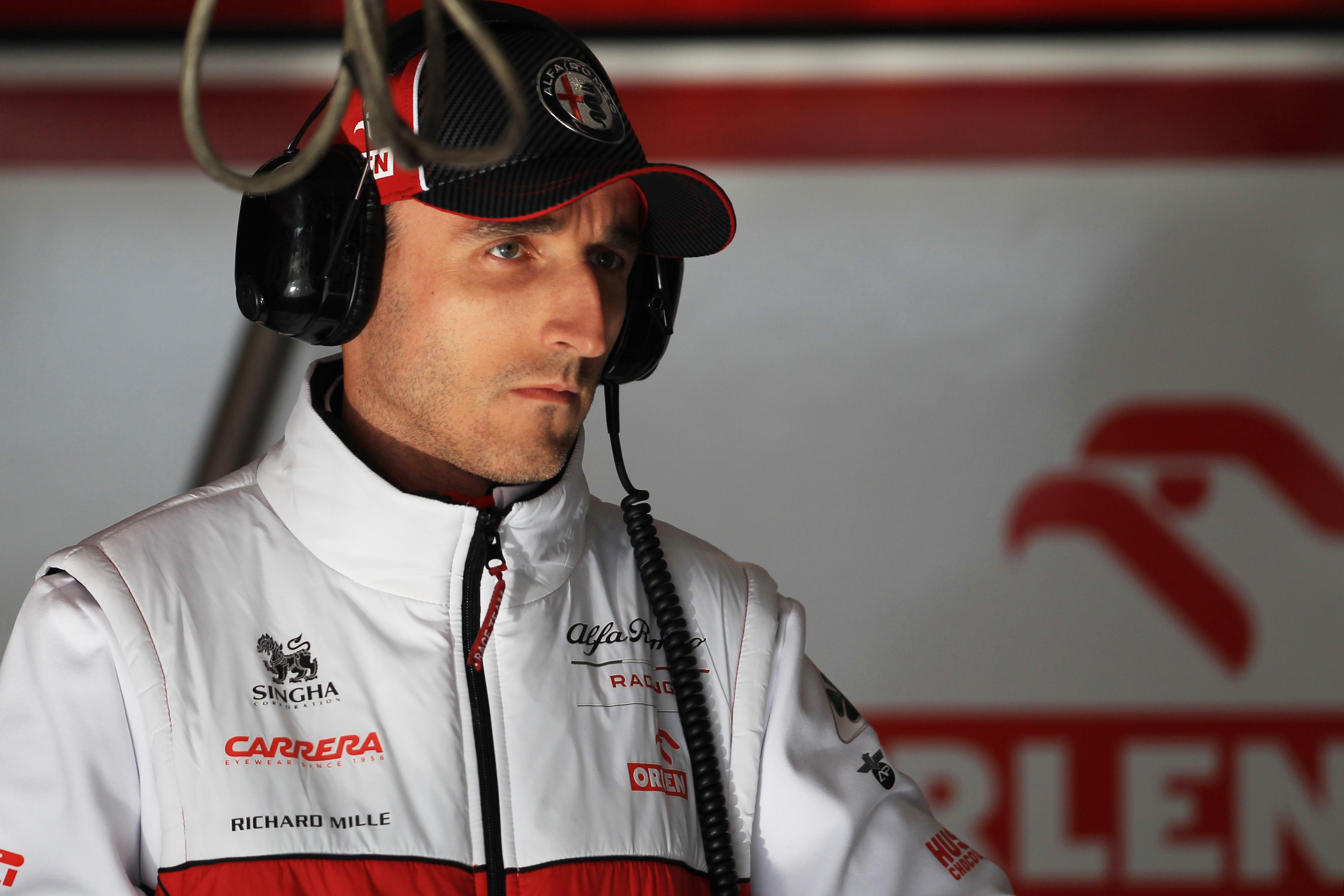 F1 Formula 1 Robert kubica Alfa Romeo dtm