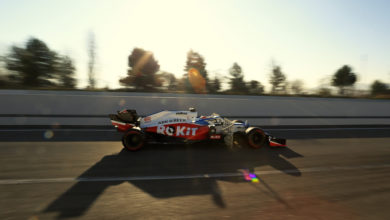 Photo of Results – F1 Testing (Test 1 Day 3)