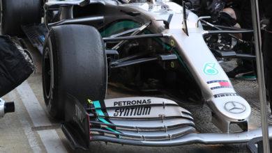 Photo of Mercedes' DAS system not legal under 2021 regulations