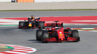 Photo of Binotto: Ferrari are off the pace of our rivals