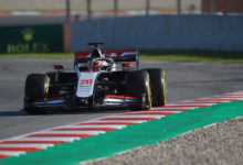 Photo of Haas' testing week is over after Magnussen puncture