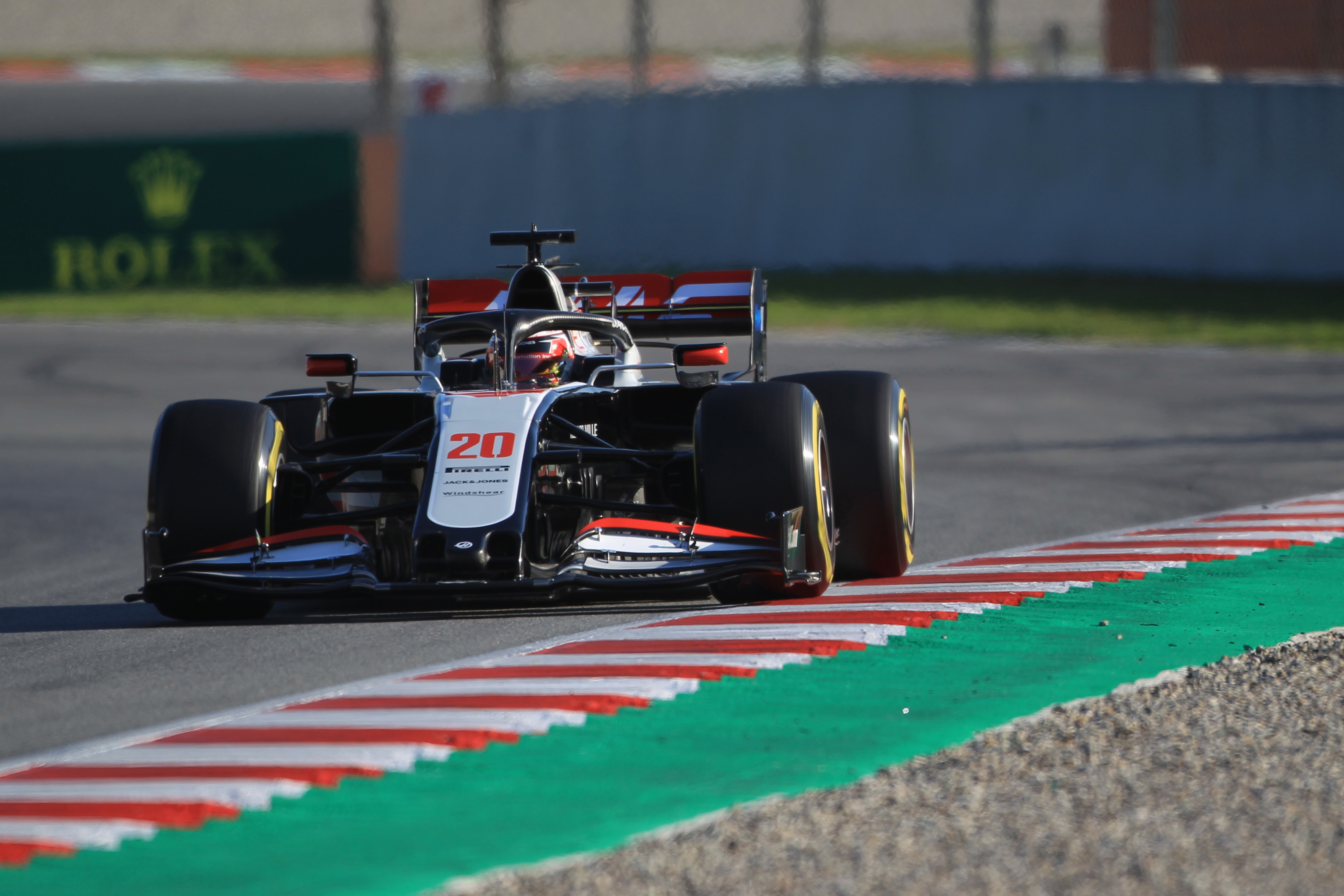 F1 Formula 1 Haas Kevin Magnussen