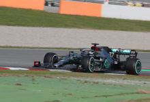 Photo of Bottas leads Mercedes 1-2 to end first test