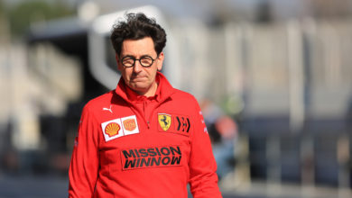 Photo of Binotto: Introducing DAS on the Ferrari would take months