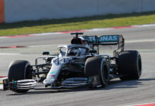 Photo of 2020 Mercedes 'streaks ahead' of 2019 car in downforce levels