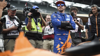 Photo of Alonso returns to Indy 500 with McLaren third car entry