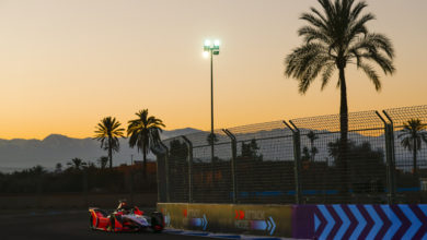 Photo of Friday first practice session for Marrakesh