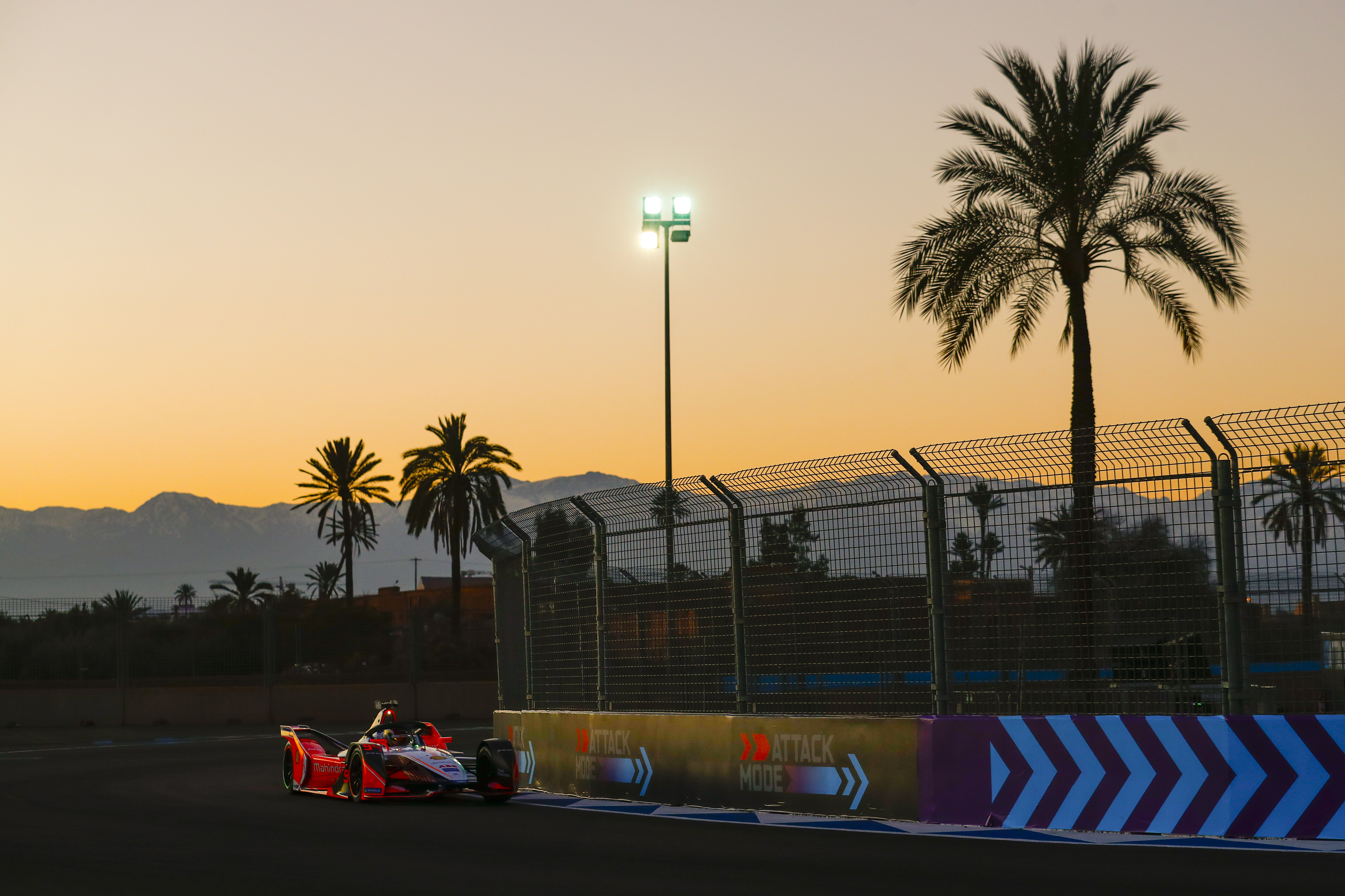 Friday first practice session for Marrakesh