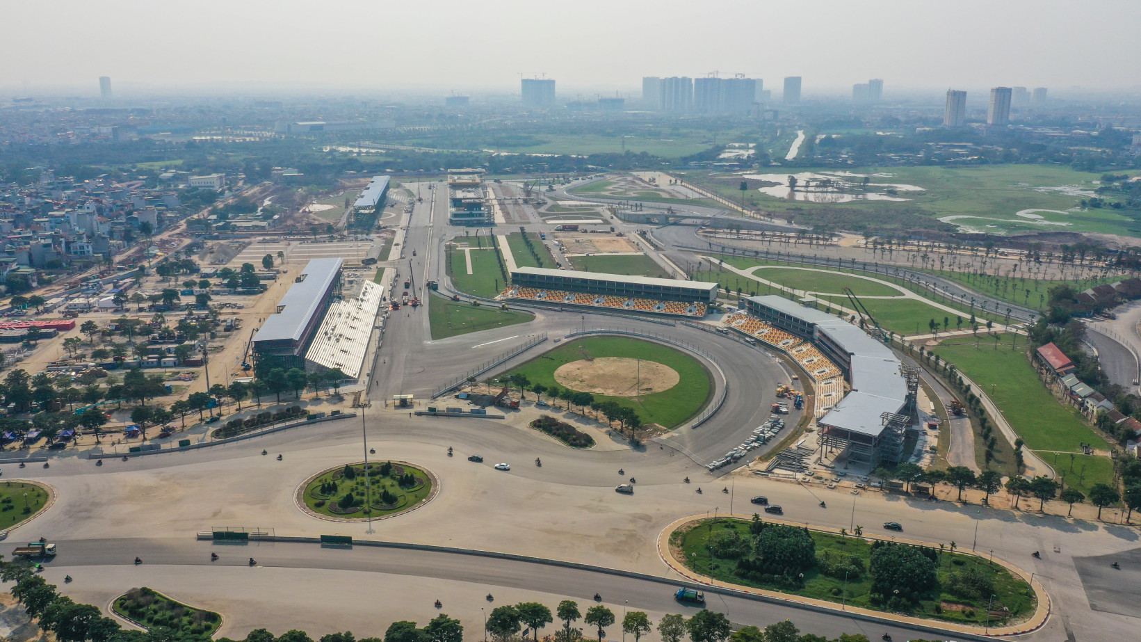 Vietnam GP Grand Prix Hanoi F1 Formula 1