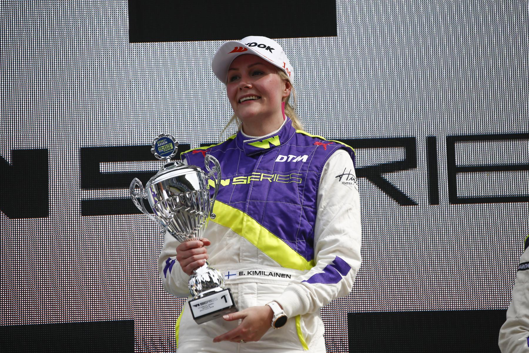 W Series Emma Kimilainen