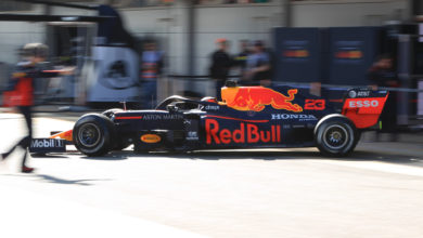 Photo of Albon: Red Bull are going in the right direction