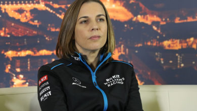 Photo of Claire Williams 'wishes budget cap was introduced for 2020'