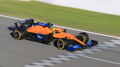 Photo of Norris: McLaren is good, but not as good as the Mercedes!
