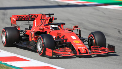 Photo of Vettel: Draggy SF1000 a good chunk quicker through corners