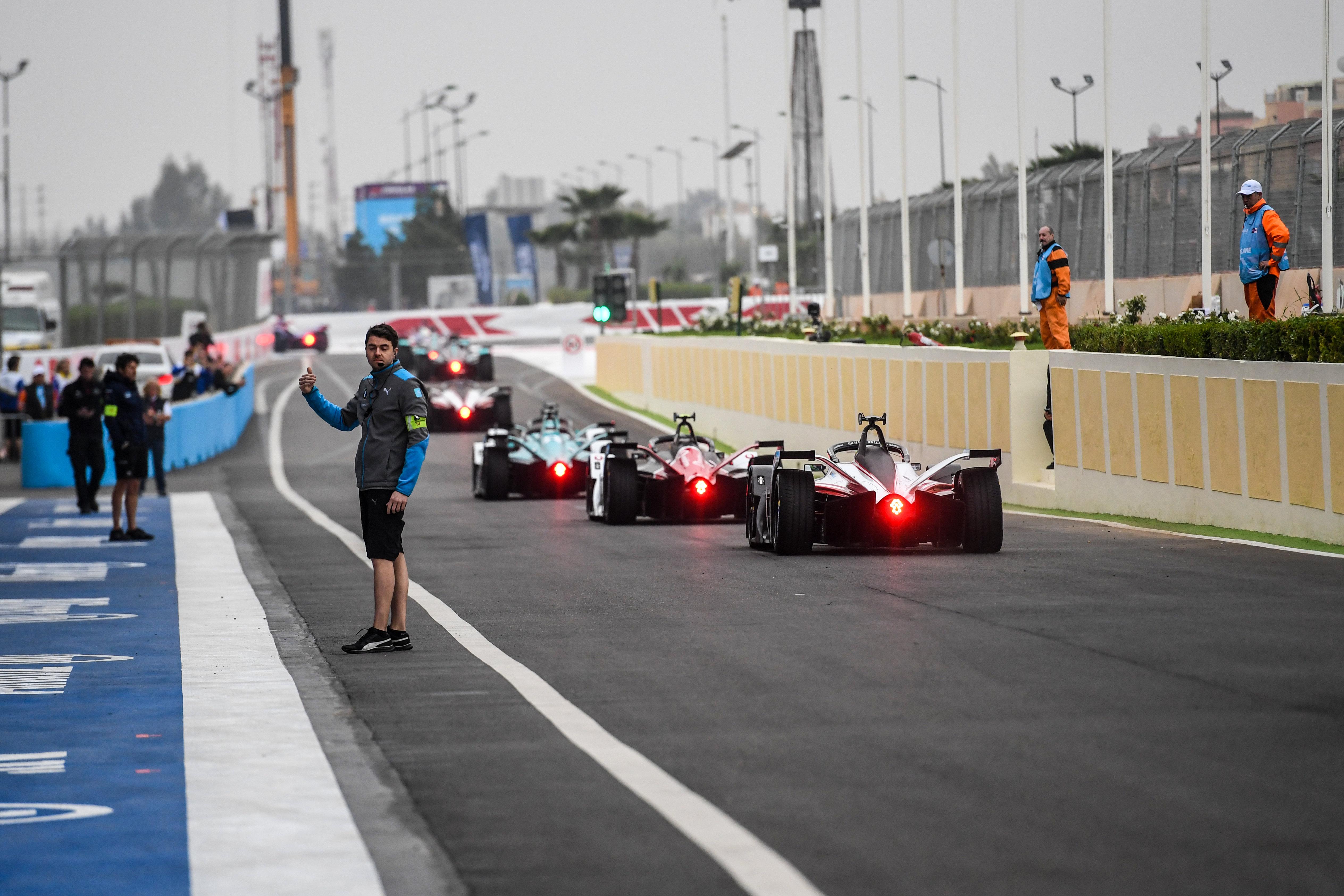 Practice results – Marrakesh E-Prix