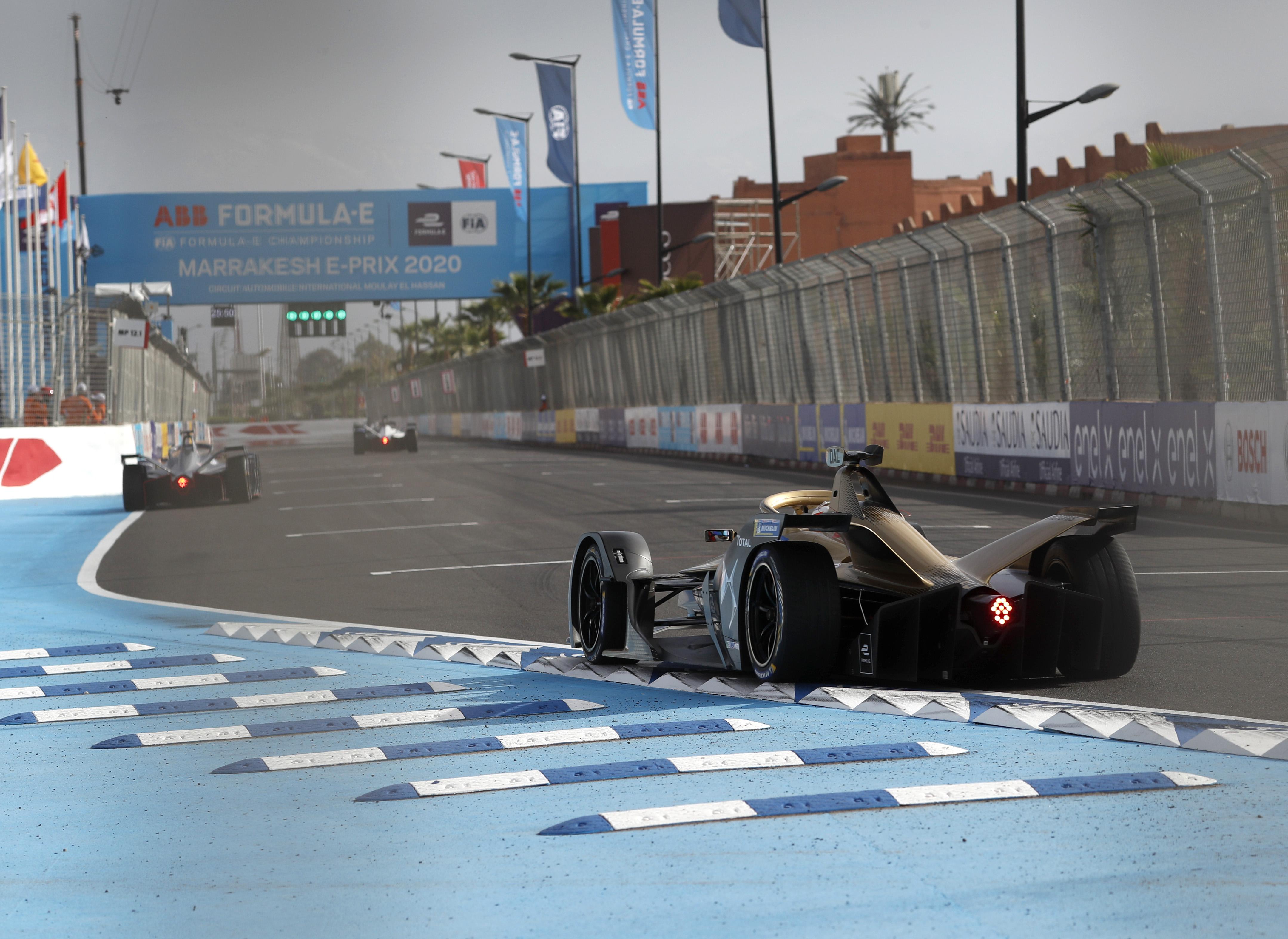 Qualifying results – Marrakesh E-Prix