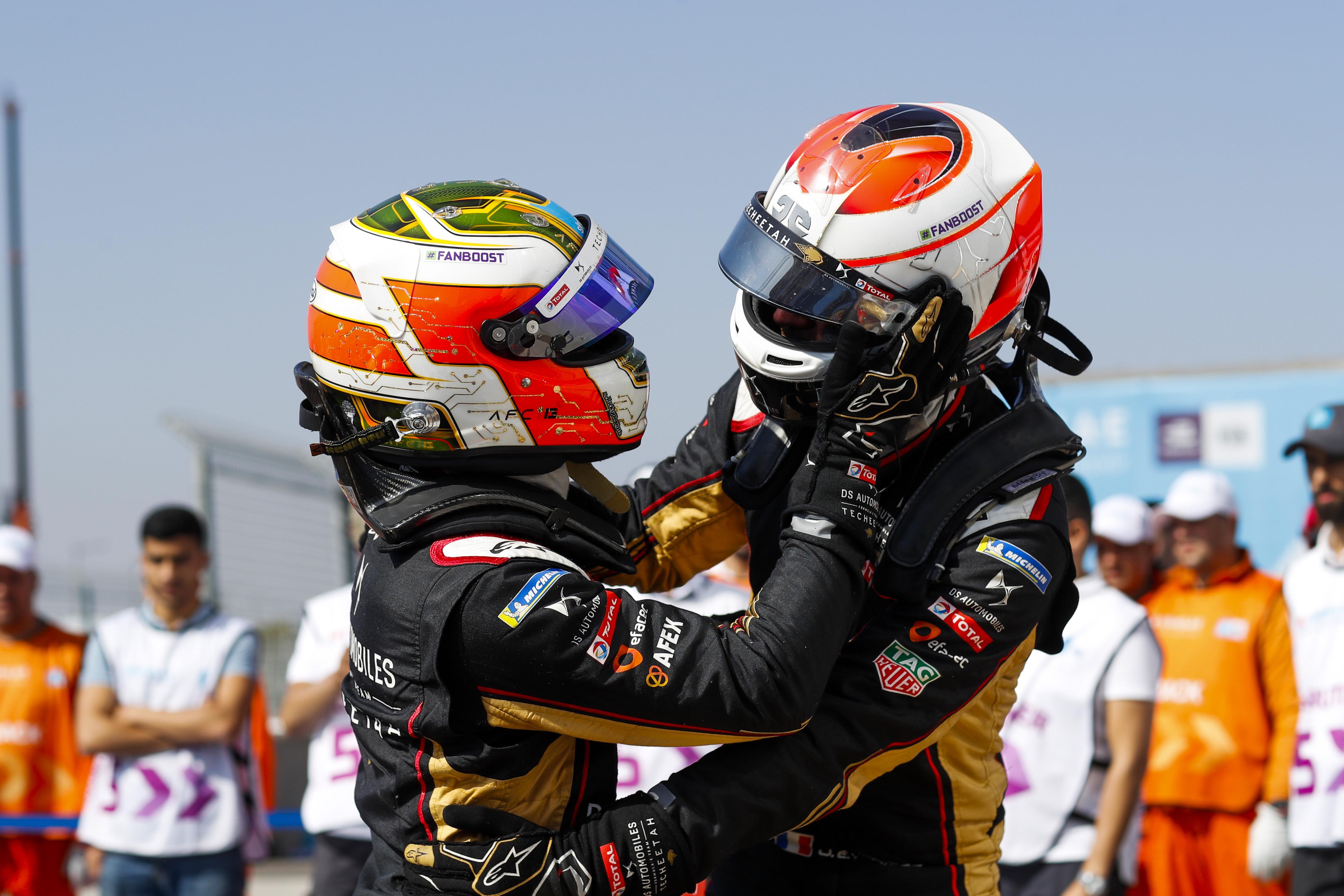 Da Costa wins as Techeetah take double podium in Marrakesh
