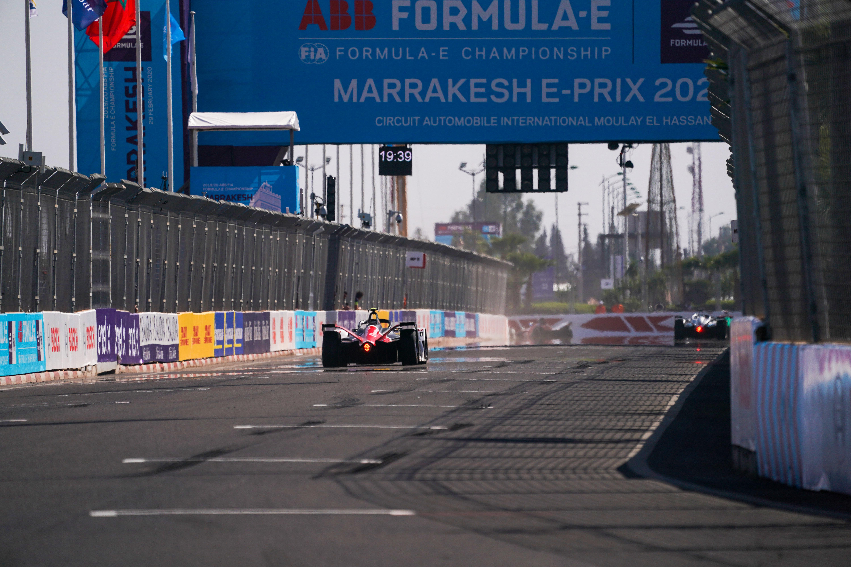 Race results – Marrakesh E-Prix