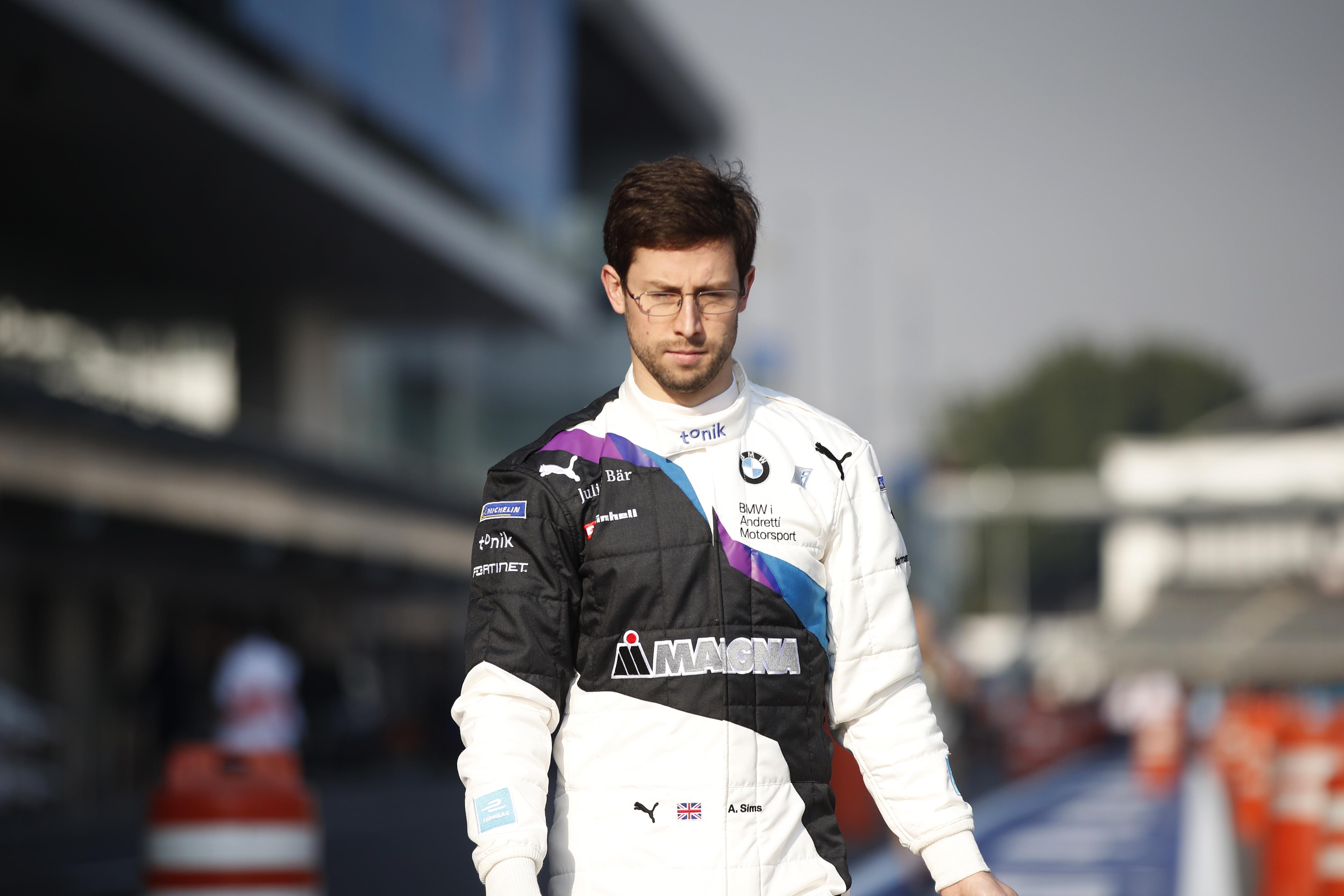 Sims explains his race and last lap retirement