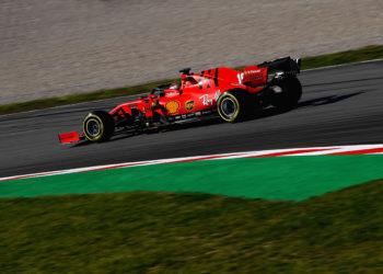 F1 Formula 1 Pirelli Ferrari Charles Leclerc testing coronavirus Fiorano