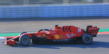 F1 Formula 1 Ferrari power units fuel flow