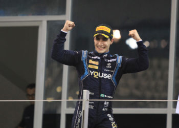 F1 Formula 1 Sergio Sette Camara Red Bull Racing Alpha Tauri reserve