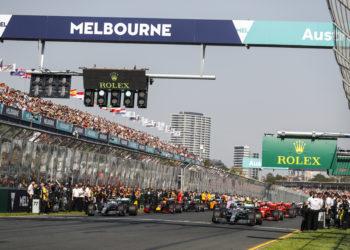 F1 Formula 1 Pirelli Australian Grand Prix Aramco