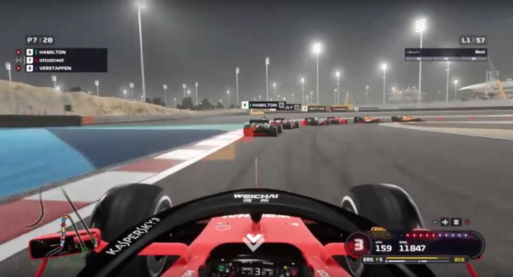 F1 Formula 1 Virtual Grand Prix