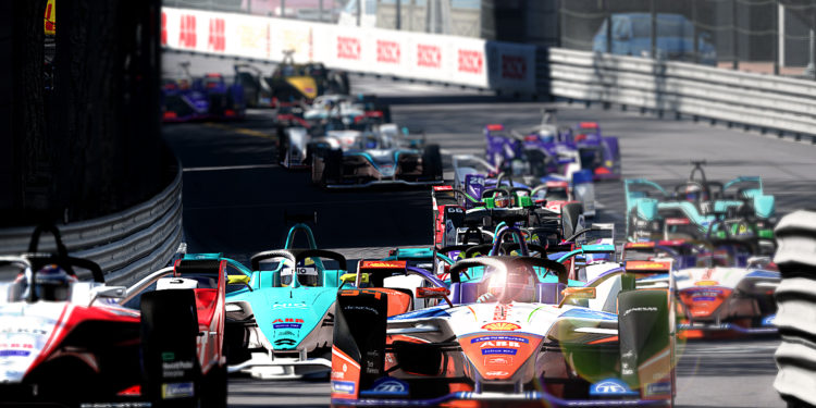 Formula E launch esports series to fundraise for UNICEF