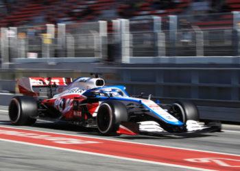 F1 Formula 1 Williams Simon Roberts Claire Williams Managing Director